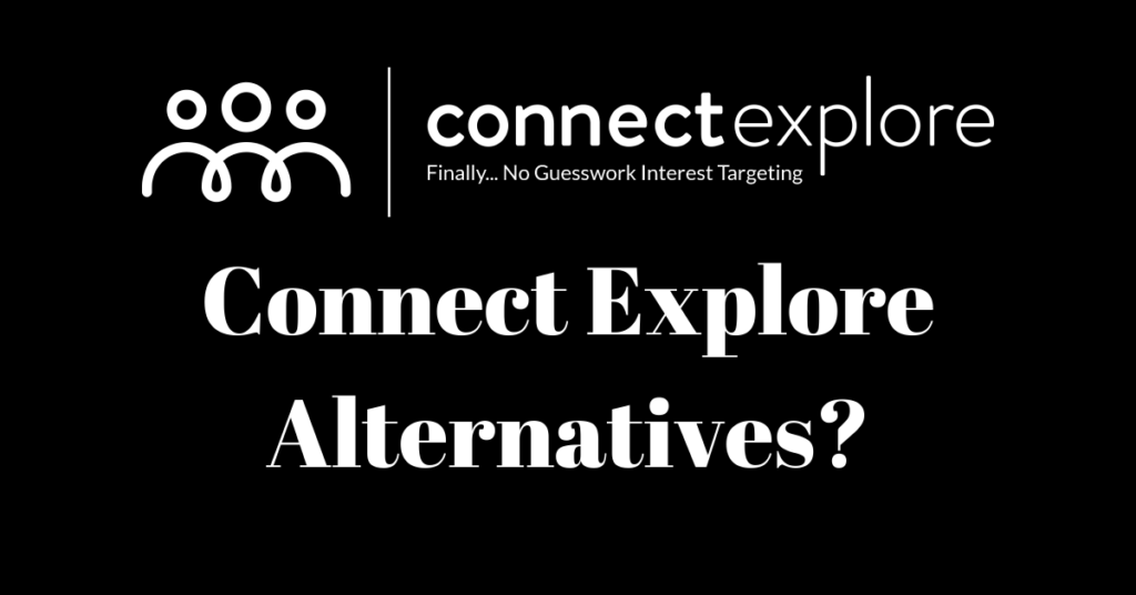 connect explore alternative heading