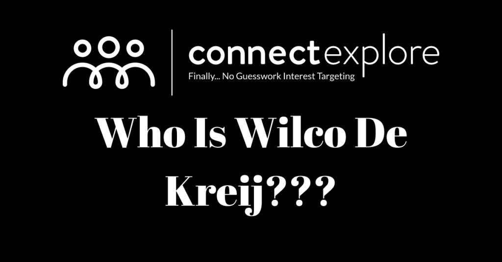 Who is Wilco De Kreij?